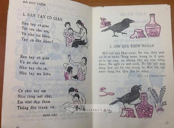 Top 10 Bài thơ đầu tiên dạy ta thành người thời mới đi học